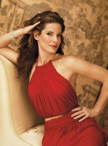 Sandra Bullock Vogue March 2005-5