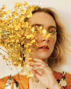 Saoirse Ronan for Vogue Korea January 2020-1