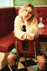 Saoirse Ronan for Vogue Korea January 2020-2