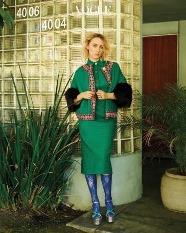 Saoirse Ronan for Vogue Korea January 2020-6