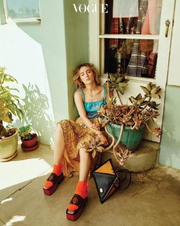 Saoirse Ronan for Vogue Korea January 2020-7