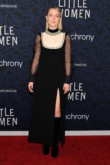 Saoirse Ronan in Gucci Spring 2020-1