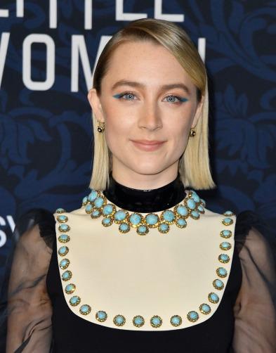 Saoirse Ronan in Gucci Spring 2020-2