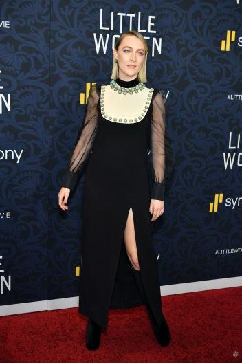 Saoirse Ronan in Gucci Spring 2020-6