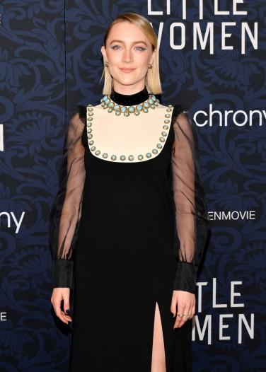 Saoirse Ronan in Gucci Spring 2020-7