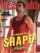 Sebastian Stan for Men's Health January 2020 Cover B