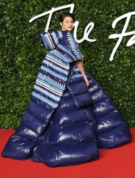Shailene Woodley in Moncler X Pierpaolo Piccioli Fall 2019-2