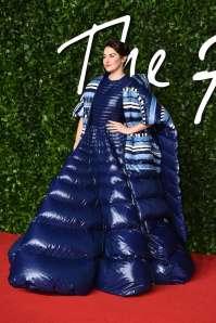 Shailene Woodley in Moncler X Pierpaolo Piccioli Fall 2019-6
