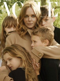 Stella McCartney for Vogue US January 2020 Cover