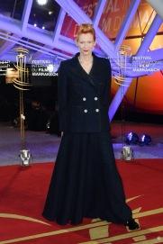 Tilda Swinton in Chanel Fall 2019 Couture-12