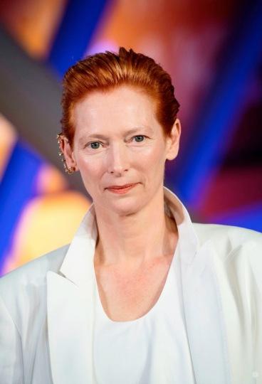 Tilda Swinton in Haider Ackermann Spring 2020-6