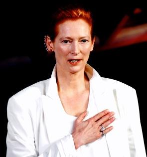 Tilda Swinton in Haider Ackermann Spring 2020-7