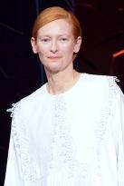 Tilda Swinton in Loewe Spring 2020-1