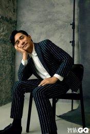 Tony Leung Chiu Wai for GQ China December 2019-2