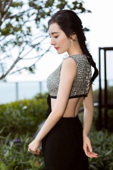 Yang Mi in Celine-4