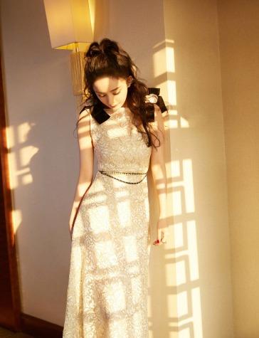 Yang Mi in Chanel Resort 2020-3