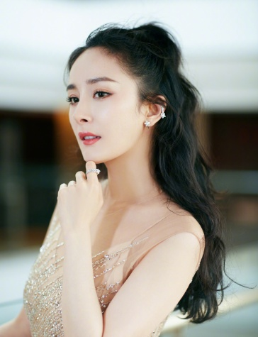 Yang Mi in Georges Hobeika Fall 2019 Couture-4