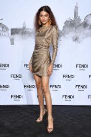 Zendaya in Fendi
