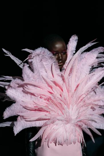 Adut Akech for Valentino Spring 2020 Couture-2