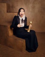 Awkwafina, Best Performance by An Actress in a Motion Picture-Musical or Comedy, The Farewell