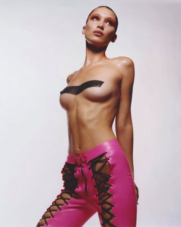 Bella Hadid for Love Magazine Spring Summer 2020-20