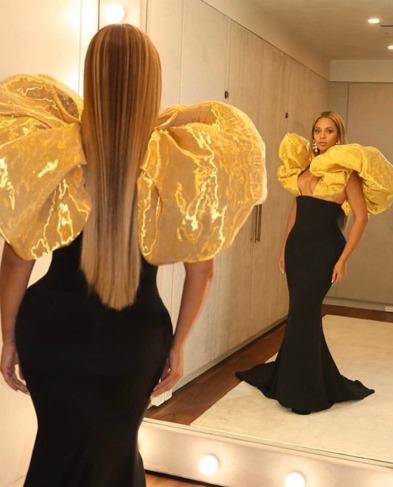 Beyonce in Schiaparelli-3