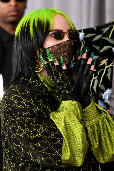 Billie Eilish in Gucci-5