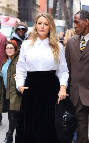 Blake Lively in Alaia-4