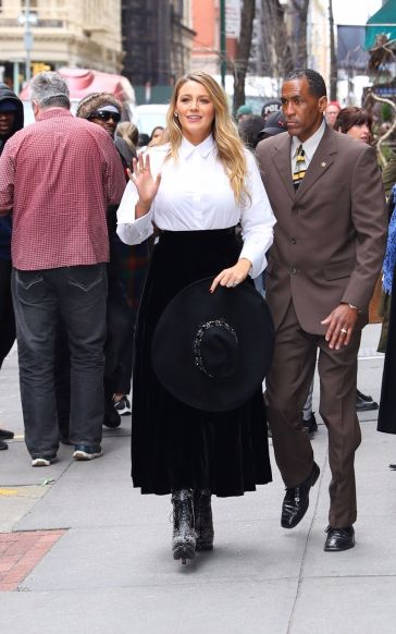 Blake Lively in Alaia-5