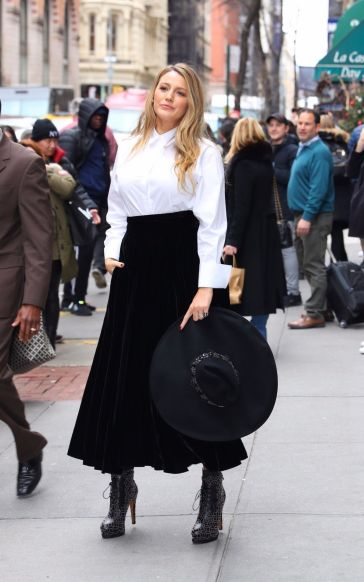 Blake Lively in Alaia-6