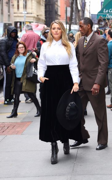 Blake Lively in Alaia-7