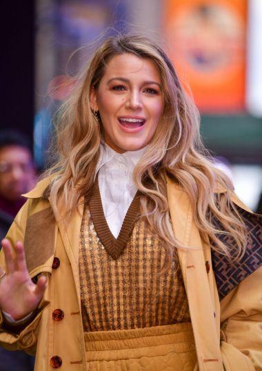 Blake Lively in Fendi Spring 2020-3