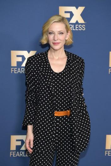 Cate Blanchett in Haider Ackermann Spring 2020-2