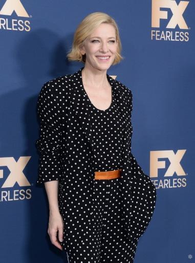 Cate Blanchett in Haider Ackermann Spring 2020-5