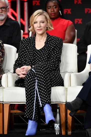 Cate Blanchett in Haider Ackermann Spring 2020-9