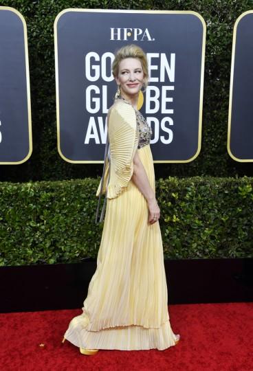 Cate Blanchett in Mary Katrantzou Spring 2020-3