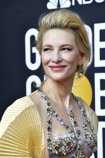 Cate Blanchett in Mary Katrantzou Spring 2020-5