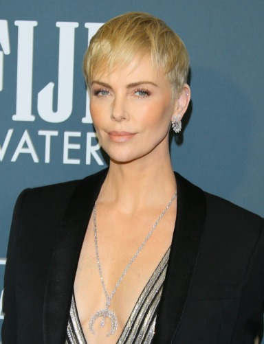 Charlize Theron in Celine-7