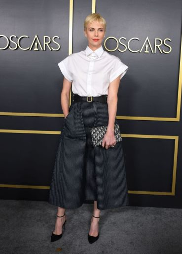 Charlize Theron in Dior Pre-Fall 2020-4