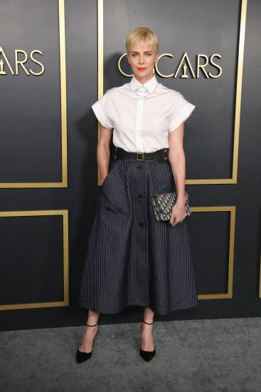 Charlize Theron in Dior Pre-Fall 2020-7