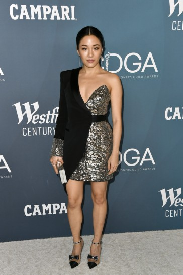 Constance Wu in Redemption Fall 2019-1