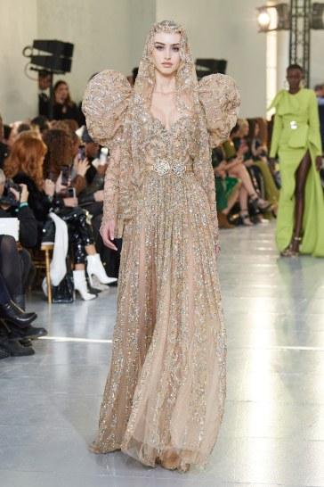 Elie Saab Spring 2020 Couture Look 38