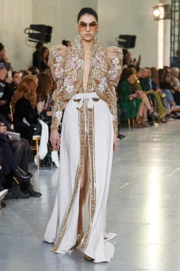 Elie Saab Spring 2020 Couture Look 51