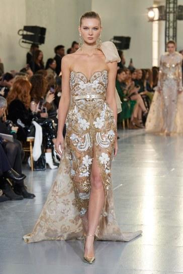 Elie Saab Spring 2020 Couture Look 57