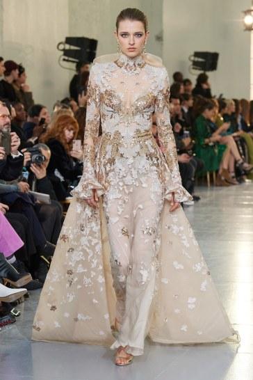 Elie Saab Spring 2020 Couture Look 58