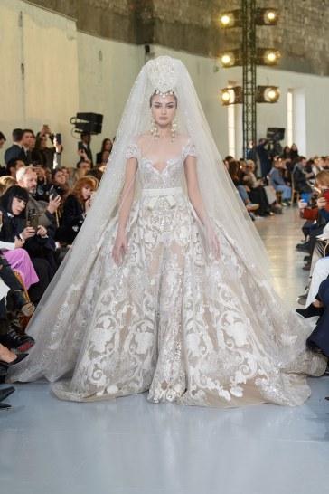 Elie Saab Spring 2020 Couture Look 59