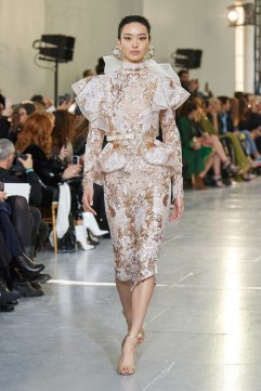 Elie Saab Spring 2020 Couture Look 7