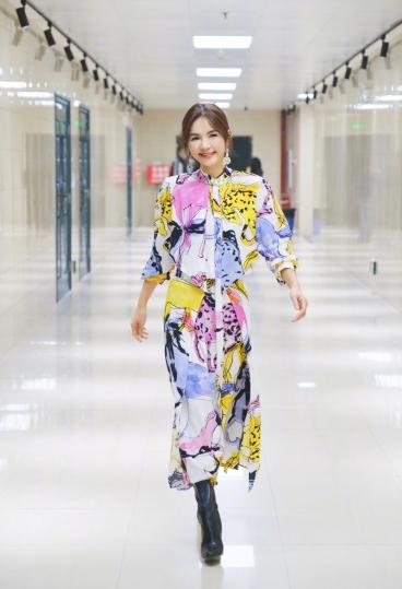 Ella Chen in Stella McCartney Resort 2020-4