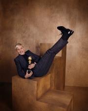 Ellen DeGeneres, Carol Burnett Award recipient, 2020