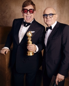 Elton John and Bernie Taupin, Best Song, I'm Gonna Love Me Again, Rocketman